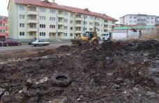 Prima etapa a demolarilor, finalizata de SPL Dorohoi
