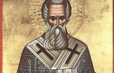 În această lună, în ziua a douăzeci şi cincea, pomenirea sfântului nostru părinte Grigorie, cuvântătorul de Dumnezeu (Teologul), arhiepiscopul Constan