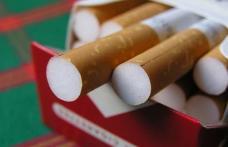 Trafic ilegal de ţigarete