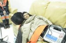 Inconstiență sau nebunie: Nicoleta Luciu a refuzat o perfuzie din cauza caloriilor