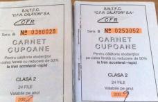 Cupoanele de transport înlocuite de carduri personalizate