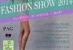 FASHION SHOW 2014 la Uvertura Mall