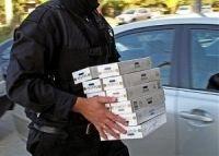 Mii de ţigarete oprite din drumul spre piaţa neagră