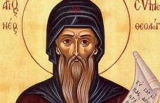 În această lună, ziua a treia, pomenirea sfântului şi dreptului Simeon, primitorul de Dumnezeu şi a proorociţei Ana