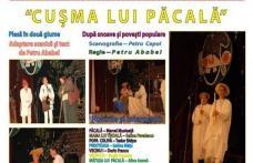 """Astazi """"Teatrul Cupidon"""" va fi prezent pe scena Salii Teatrului din Dorohoi"""