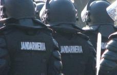 Misiune de asigurare a ordinii publice executate de jandarmii botoşăneni la sfârşitul săptămânii…