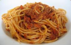 Spagheti cu kaizer si ciuperci