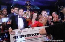 Români învingători din ediţia VIP a circuitului Superkombat: Cristian Ristea şi Amansio Paraschiv - FOTO