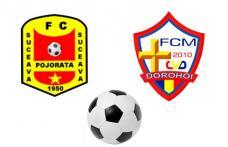 FCM Dorohoi joacă astăzi în deplasare, împotriva celor de la FC Bucovina Pojorâta