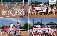 """Al V-lea Turneu """"Tenis 10 FRT"""", organizat la Dorohoi de C.S. TENIS CLUB 2008 - FOTO"""
