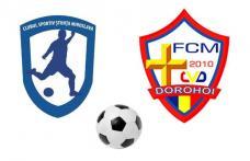 FCM Dorohoi joacă sâmbătă în deplasare, împotriva celor de la Știința Miroslava