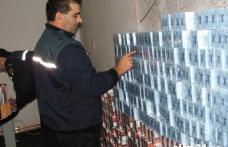 Ţigări şi alcool confiscat de jandarmi …