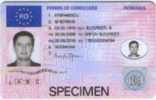 Permisele auto biometrice, obligatorii in UE din 2013