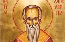 În această lună, ziua a unsprezecea, pomenirea sfântului sfinţitului mucenic Vlasie, episcopul Sevastiei