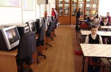 Şcoala nr. 1 Dorohoi, o şcoală modernă prin efort propriu