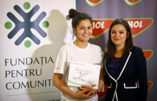 Spadasina Amalia Tătăran este ambasadoare a programului MOL pentru promovarea tinerelor talente