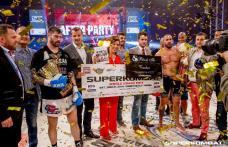 Andrei Stoica şi-a apărat cu succes titlul mondial Superkombat la categoria super cruiser