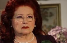 Internată de urgență, Stela Popescu face destăinuiri de pe patul de spital