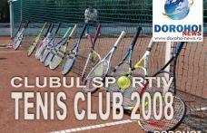 """Al VI-lea Turneu """"Tenis 10 FRT"""", organizat la Dorohoi de C.S. TENIS CLUB 2008 – FOTO"""