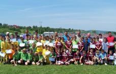 """Echipa CSS Dorohoi învingătoare la """"Turneul Internațional de Fotbal Juniori"""" organizat la Flămânzi"""