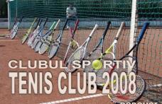 """Turneu """"Tenis 10 FRT"""", organizat la Dorohoi de C.S. TENIS CLUB 2008"""