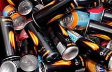 Băuturile energizante pot fi periculoase pentru tineri