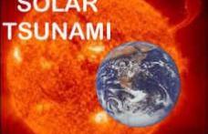 Tsunamiul solar va ajunge vineri în atmosfera Terrei
