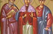 În această lună, ziua a nouăsprezecea, pomenirea sfinţilor apostoli Arhip, Filimon şi Apfia.