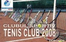 """Înscrieri pentru Turneul """"Tenis 10 FRT"""", organizat la Dorohoi de C.S. TENIS CLUB 2008"""