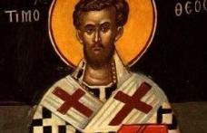 În această lună, ziua a douăzeci şi una, pomenirea preacuviosului părintelui nostru Timotei, cel din Simboli