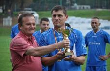 Primarul Dorin Alexandrescu a premiat promovarea în Liga a IV-a a echipei Inter Dorohoi - FOTO