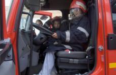 Elevii din comuna Roma vizitaţi de pompieri