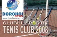 "Al VIII-lea Turneu ""Tenis 10 FRT"", organizat la Dorohoi de C.S. TENIS CLUB 2008 – FOTO"