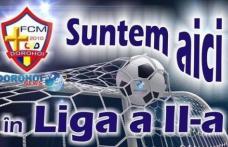 Vezi componența echipei FCM Dorohoi și programul complet al Seriei I din Liga a II-a!