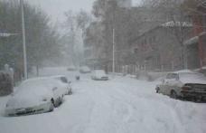Avertizare de ninsori si vant puternic, -18 grade la sfarsitul saptamanii
