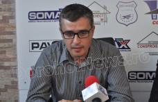 """Deputat Andrei Dolineaschi: """"Invit dorohoienii să participe la meciurile echipei FCM Dorohoi"""" - VIDEO"""