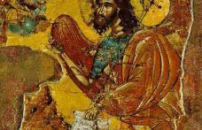 În această lună, ziua a douăzeci şi patra, pomenirea aflării cinstitului cap al sfântului prooroc Înaintemergător şi Botezător Ioan