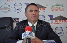"""Victor Mihalachi, finanțator FCM Dorohoi: """"Capul sus! Aceste puncte le vom recupera în deplasare"""" VIDEO"""