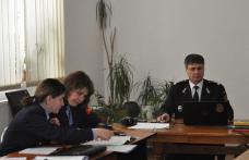 [VIDEO][FOTO] ISU Botoşani : Insruirea șefilor Serviciilor Voluntare pentru Situaţii de Urgenţă