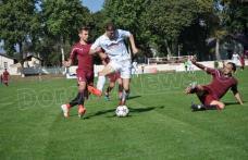 Deși a condus la pauză, FCM Dorohoi a pierdut meciul disputat împotriva celor de la FC Voluntari - FOTO