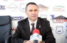 """Victor Mihalachi, finanțator FCM Dorohoi: """"Nu disperăm pentru că va veni soarele și pe aleea noastră"""" - VIDEO"""