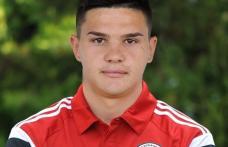 Fotbalist din Naționala României, rănit într-un accident rutier petrecut în judeţul Suceava