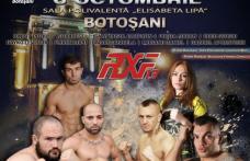 RXF 13 Botoșani – Cel mai mare show de MMA din România pentru prima oară în Moldova!