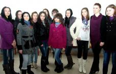 "[VIDEO][FOTO] S-a incheiat preselectia pentru concursul ""Miss Dorohoi"""