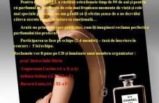 """Dorohoi : Concurs de spoturi publicitare la Colegiul Naţional """"Grigore Ghica"""""""