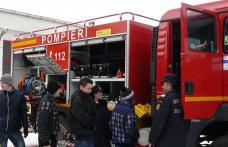 [FOTO] I.S.U. Botoşani vizitat de zeci de copii şi adulţi de  Ziua Protecţiei Civile din România