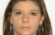 Dacă aţi văzut această tânără sau cunoaşteţi date despre ea, anunţaţi de urgenţă cea mai apropiată unitate de poliţie sau apelaţi numărul gratuit 112