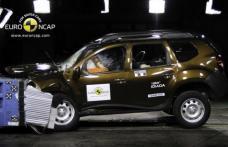 Dacia Duster s-a facut praf la testele EuroNCAP - a luat doar 3 stele