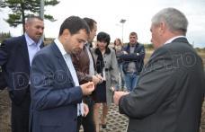 Oficialități naționale și județene în vizită de lucru la Brăești – VIDEO/FOTO