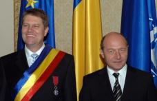 Comunicat de presă PSD: Trocul dintre Băsescu și Iohannis